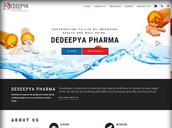 dedeepya-pharma