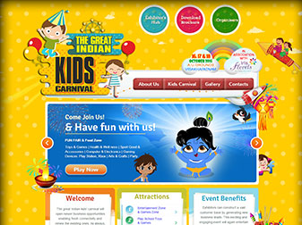 The Great Indian Kids Carnival