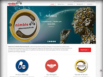 Nimble Pharmaceuticals