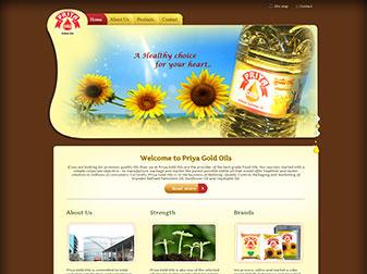 Priya Gold Oils