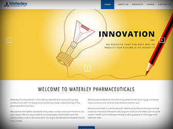 Waterley Pharma
