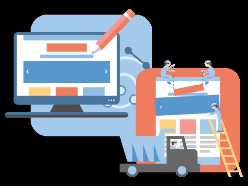 web design and development - cgxperts